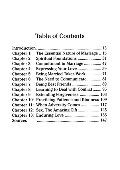 enduring love chapter 1