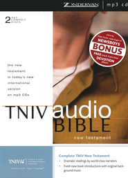 NIV AUDIO BIBLE ORIGINAL 1973 Formally Cassettes On 64 AUDIO CD's!